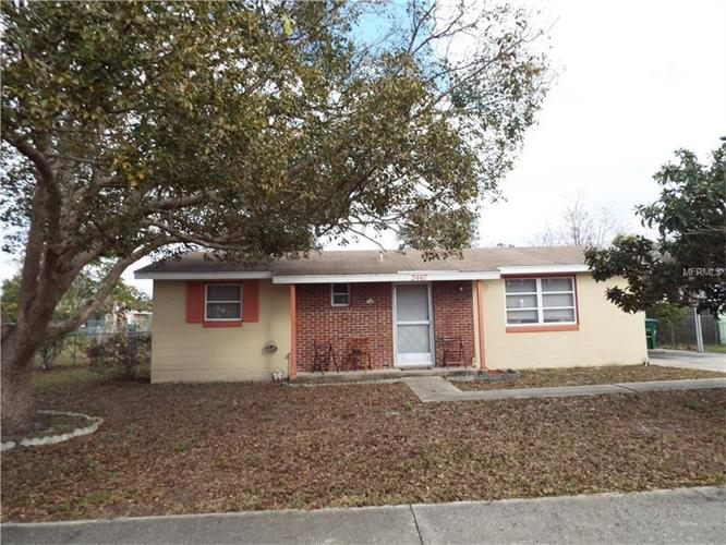 2 Bed 1 Bath House 2467 KIMBERLY DR