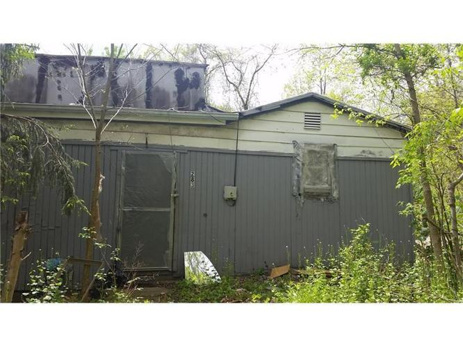 2 Bed 1 Bath House 283 OLD CAMP HORNE RD