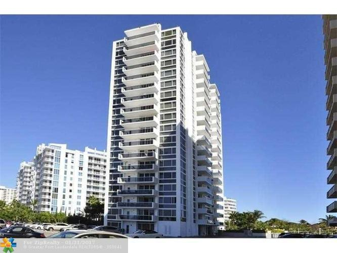 2 Bed 2 Bath Condo 2715 N OCEAN BLVD #PH-D