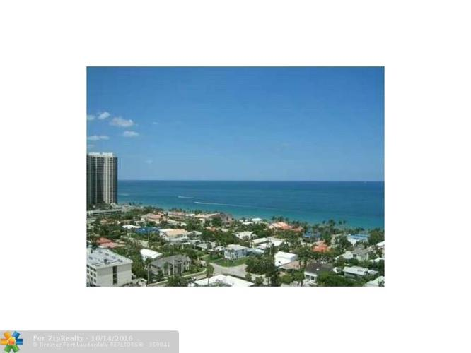 2 Bed 2 Bath Condo 2841 N OCEAN BLVD #1102