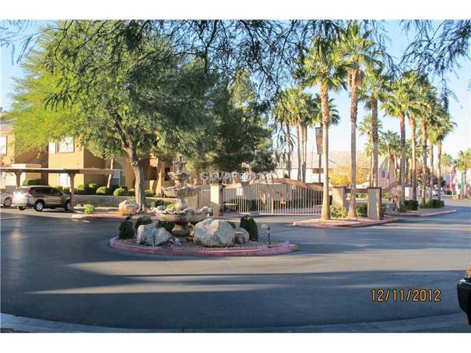 2 Bed 2 Bath Condo 5055 W HACIENDA AVE #2181