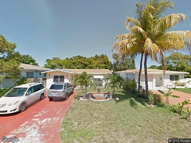 2 Bedroom 1.00 Bath Single Family Home, Hallandale