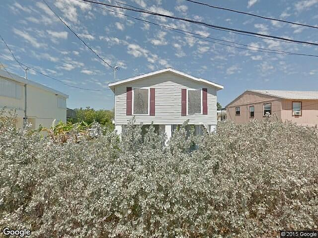 2 Bedroom 1.00 Bath Single Family Home, Long Key FL,