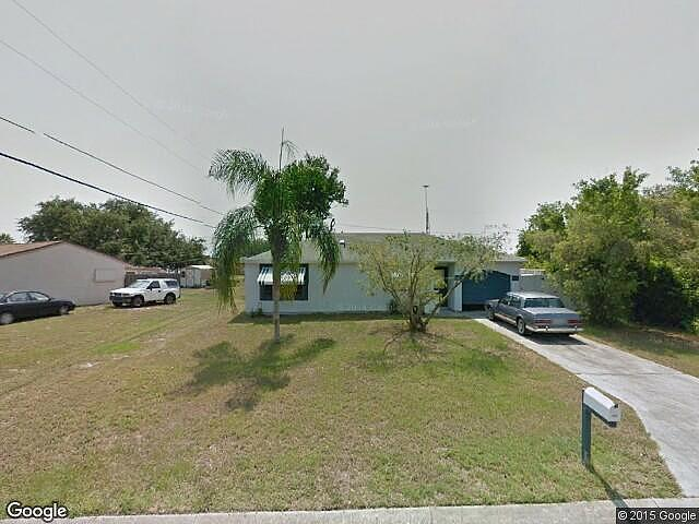 2 Bedroom 1.50 Bath Single Family Home, Sebastian FL,
