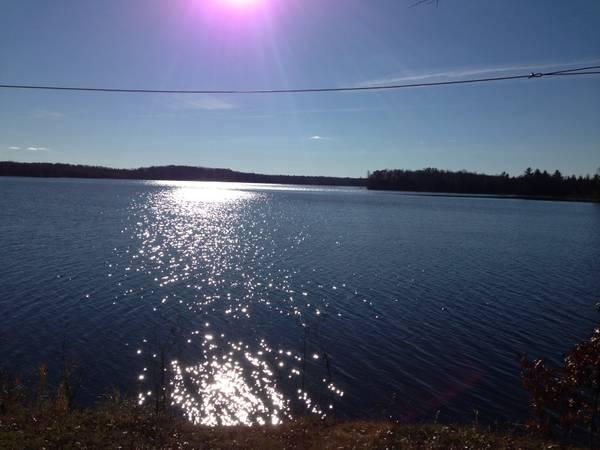 2 bedroom, 1 bath trailer on Marsh-Miller Lake for Sale in ...
