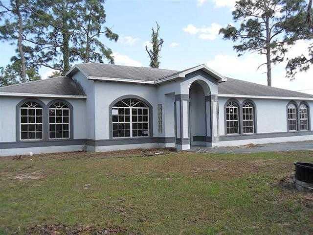 2 Bedroom Bath Single Family Home Brooksville Fl 34613 For Sale In Brooksville Florida