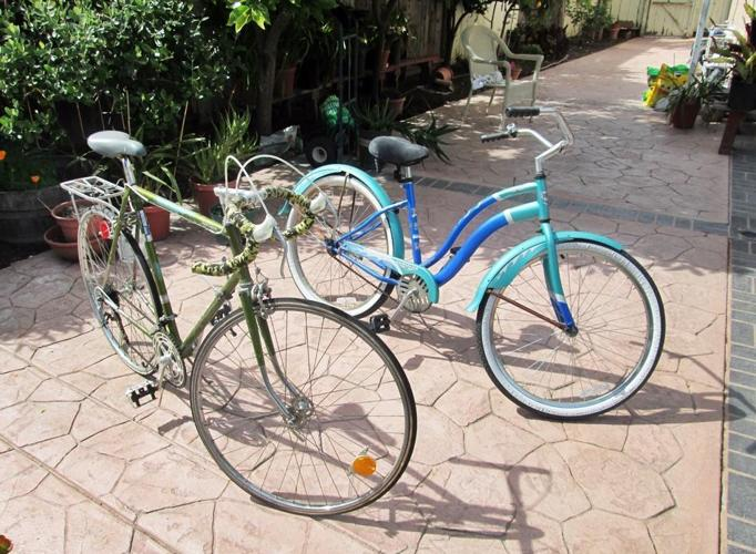 №❶⫸ 2 Bicycles For Sale
