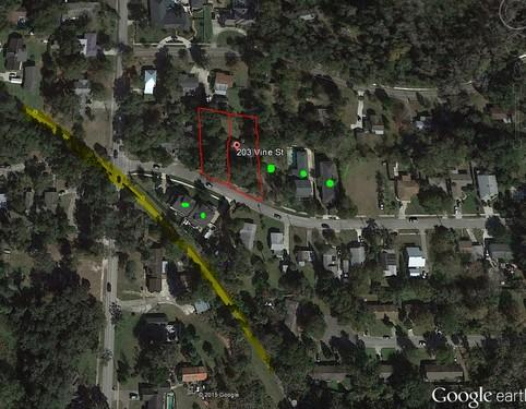 2 Buildable Lots in Oviedo Area