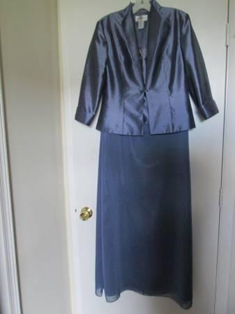 2 FORMAL GOWNS/ MOTHER-OF-THE-BRIDE - $45