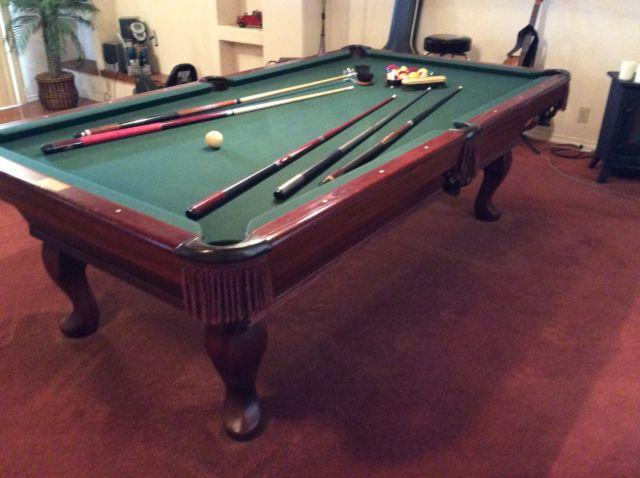 Kids Toys For Sale In Vista California Toy And Game Classifieds - Connelly billiard table