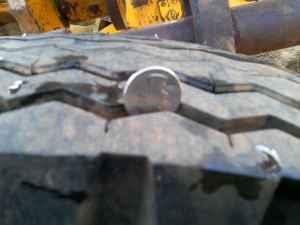 2 Goodyear Super Hi miler Truck Tires 10 20 virgilina