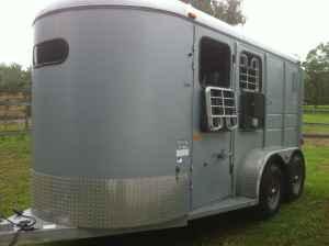 2 Horse Slant Load Trailer Micanopy For Sale In