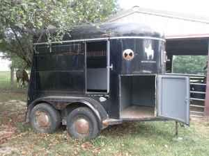 Horse Trailer Bumper Home And Garden For Sale In The USA