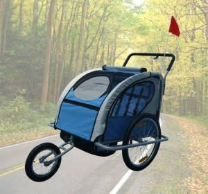 2 in 1 BABY STOLLER BABY BIKE TRAILER FREE SHIPPING - $124
