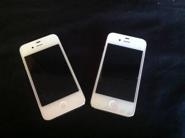 2 iPhone 4,s great cond. - $225