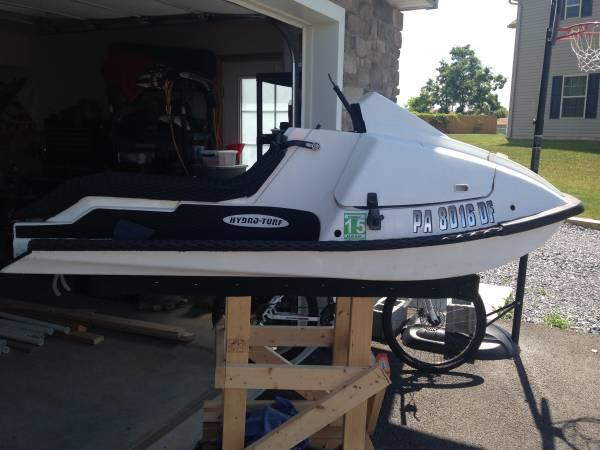 2 Kawasaki X2 jetski hulls - $200