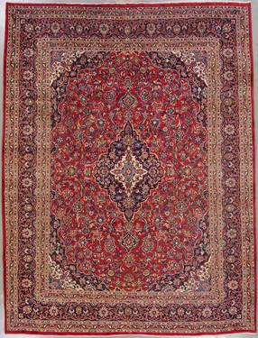 2 Large, Antique Oriental Rugs