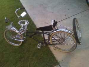 2 LowRider Bikes - (Tipton) for Sale in Visalia ...