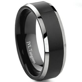 2 Mens Wedding Bands