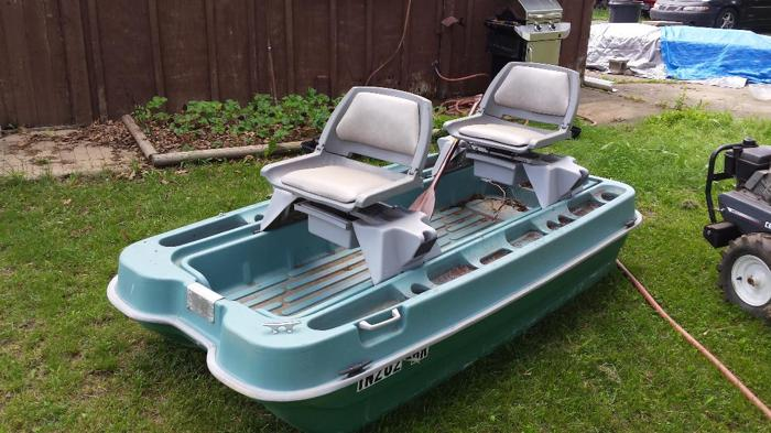 2 Person Fishing Boat For Sale In Angola Indiana