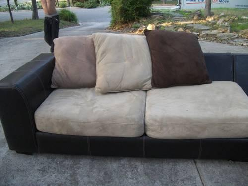 2 Piece Gregory Sectional Couch with matching Gregory : gregory sectional - Sectionals, Sofas & Couches