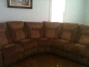 2 piece Sectional - $900 (70549)