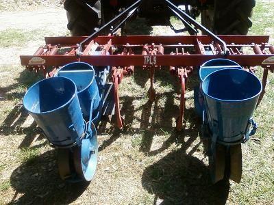 2 Row Crop Planters Kathleen Ga For Sale In Macon