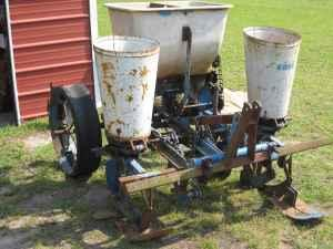 2 Row Planter Stedman For Sale In Fayetteville North Carolina