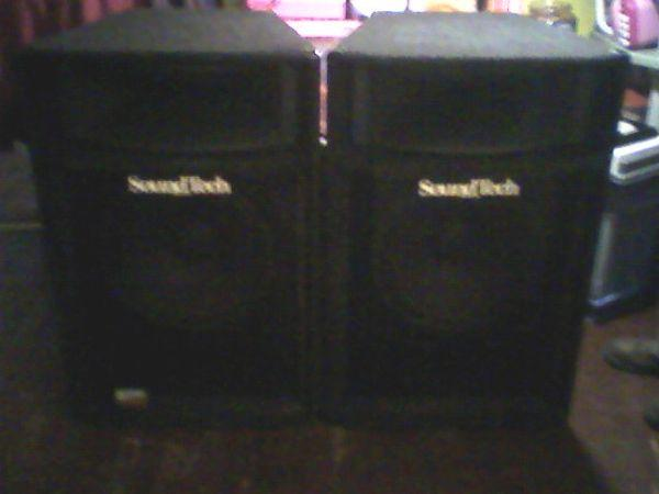 2 SOUNDTECH Speakers STS TITANIUM - $190 (Wilkes Barre