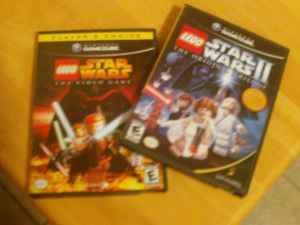 2 Star Wars Gamecube Games Tulsa For Sale In Tulsa Oklahoma