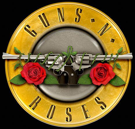 2 Tickets for Guns N' Roses Concert