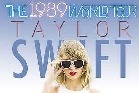 2 Tickets Section 119 Taylor Swift: AT&T Stadium,