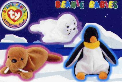 $2 TY BEANIE BABIES Promotional Trading Card