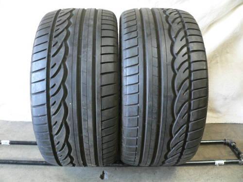 275 40 18 >> 2 Used Tires 275 40 18 Dunlop Sp Sport Maxx Gt Run Flat Will