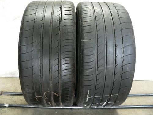2 used tires 285 35 18 michelin pilot sport will ship for. Black Bedroom Furniture Sets. Home Design Ideas
