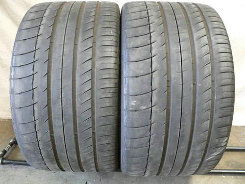 2 used tires 305 30 19 Michelin Pilot Sport PS-2 N-1