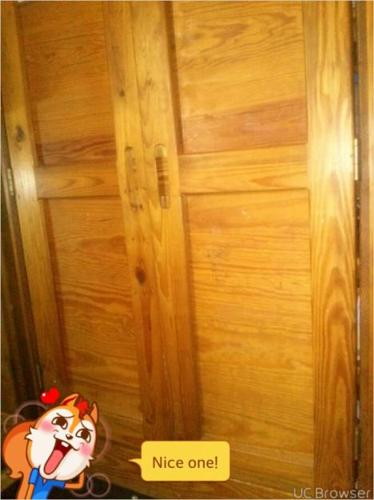2 Wood Cubbies With Shelves