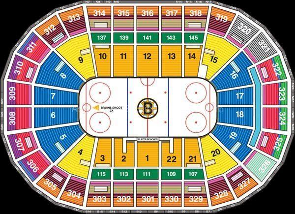 2 X Bruins vs. Avalanche 11/12 @ 7pm.
