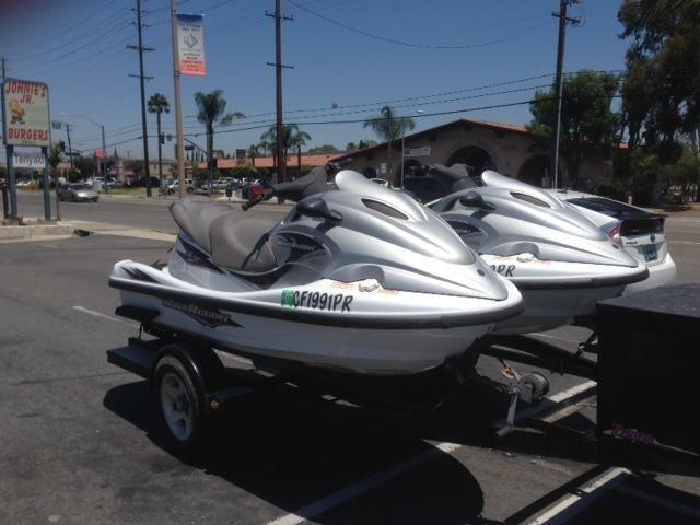 2 Yamaha Waverunners XLT 1200 For Sale With Only 33hr And 37hrs