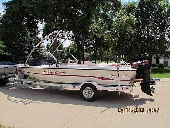 20 1995 Mastercraft Barefoot 200 For Sale In Brookings