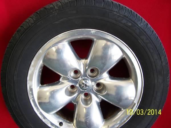 Dodge Ram Wheels Tires Americanlisted on 2003 Dodge Dakota Center Caps