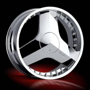 20 22 24 Gitano Chrome Wheels Chrysler 300 200 AWD RWD Aspen