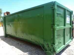 20 30 And 40 Yard Rolloff Box Containers For Trash Or