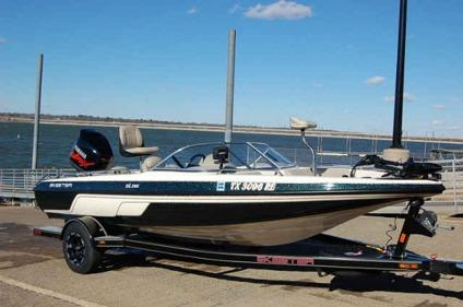 Used 2008 skeeter sl 190 for sale for sale in fort worth for Used fish finders for sale