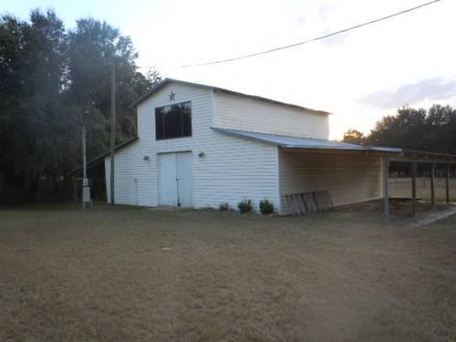 20 Acre Farm w/DWMH Sunny N. Florida!