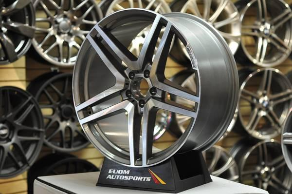 20 39 amg s65 style wheels rims fit mercedes s350 s430 s500 for Mercedes benz s550 rims for sale