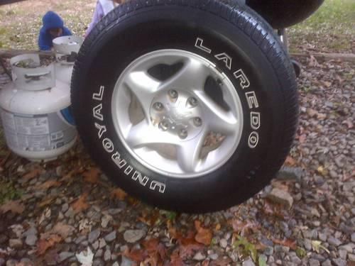 20 chrome wheels w37 nitto terra grappler tires