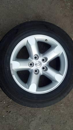 20 Dodge ram 1500 wheels - $700