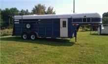 20 ft Horse Trailer - $3850 (Galax)