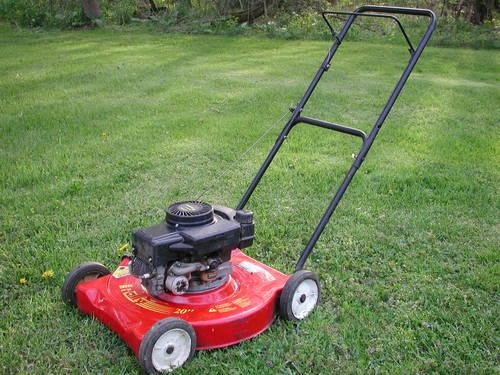 """20"""" gas engine LAWN MOWER push mower for Sale in Leetonia, Ohio Classified   AmericanListed.com"""